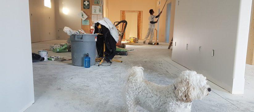 Empresa de servicios de limpieza en el Poblenou